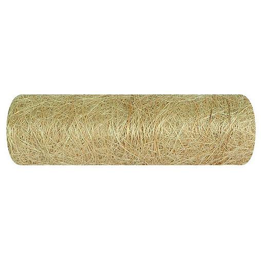 Chemin de table abaca doré