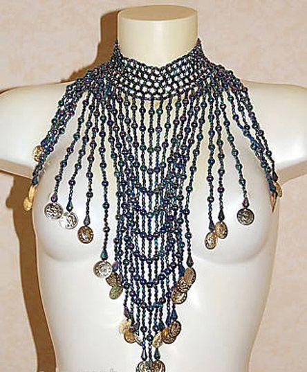 Collier Lido En Perles