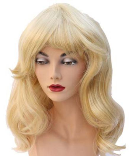 Perruque Glamour Blonde