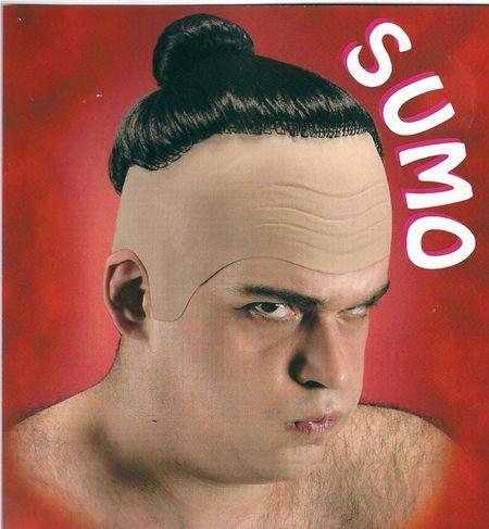 Perruque Sumo
