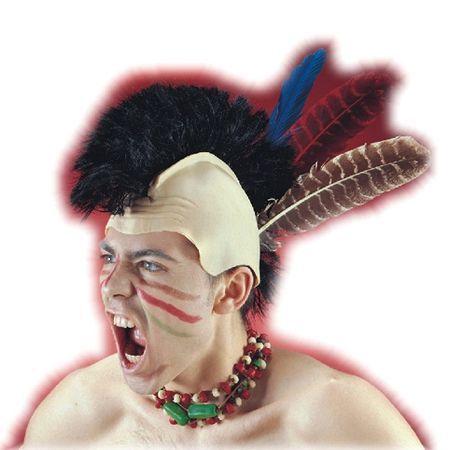 Perruque Iroquois