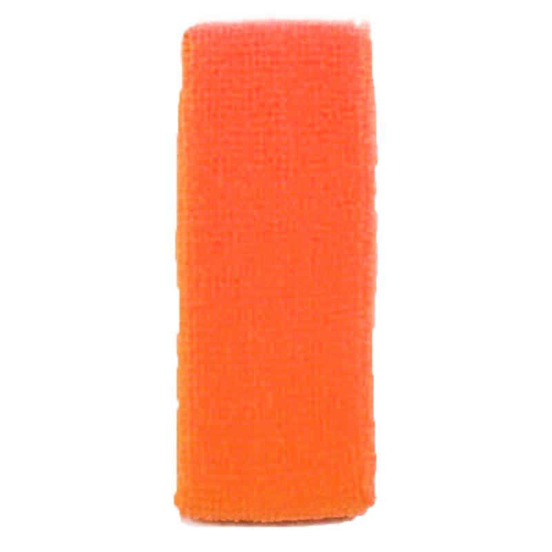 Bandeau orange fluo 80\'