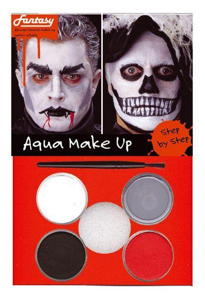 Kit Maquillage Halloween Squelette