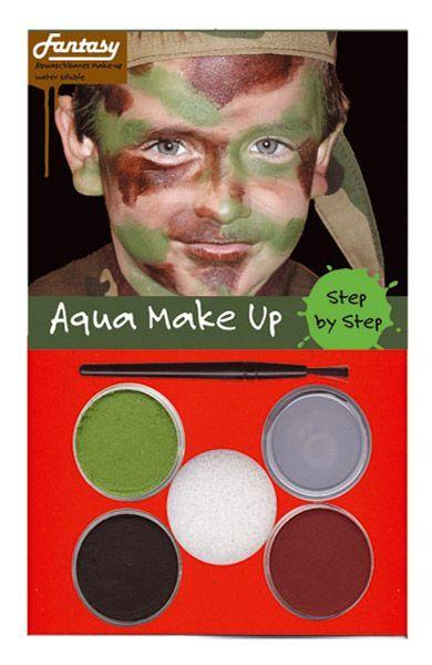 Kit Maquillage Armée