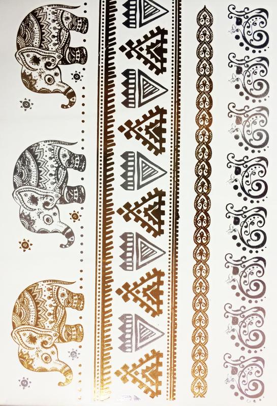 Tatouages indous