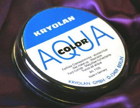 Aquacolor Noir Kryolan