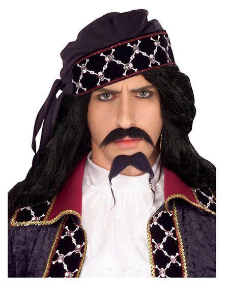 Kit Barbe Pirate Des Caraibes