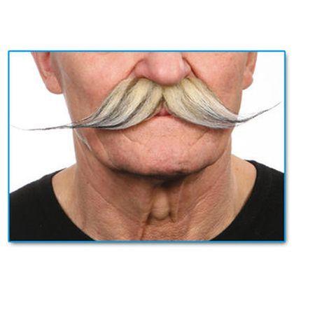 Moustache Bicolore