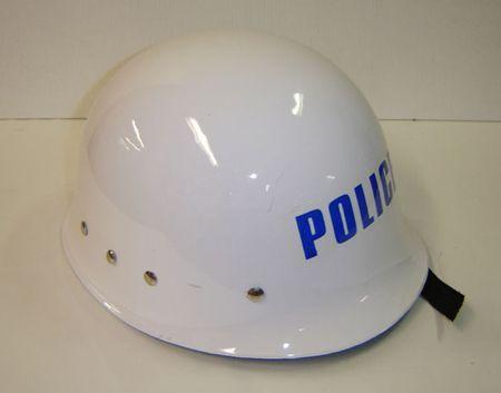 Casque de Police Américaine
