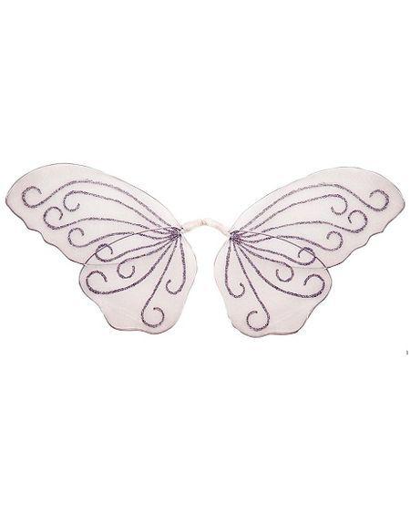 Ailes de Papillon Blanches