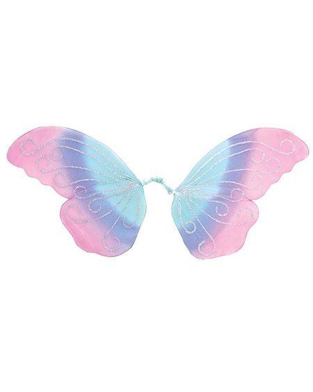 Ailes de Papillon Arc En Ciel