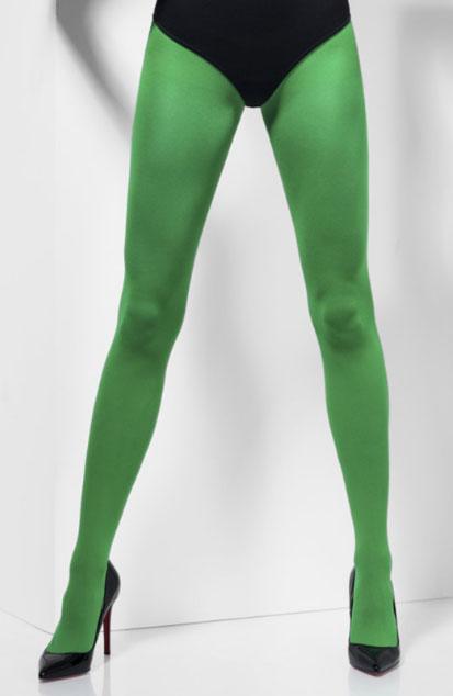 Collants Opaques Verts brésil