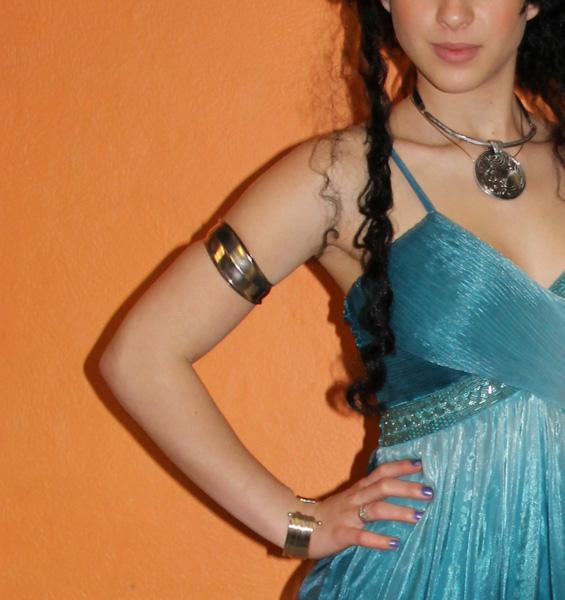 Bracelet romain d\'avant bras