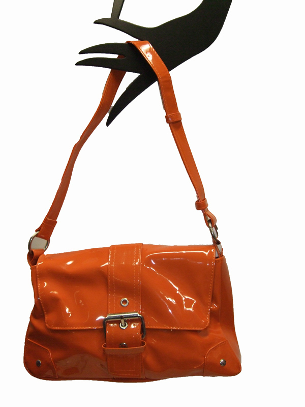Sac 70\' vinyle orange