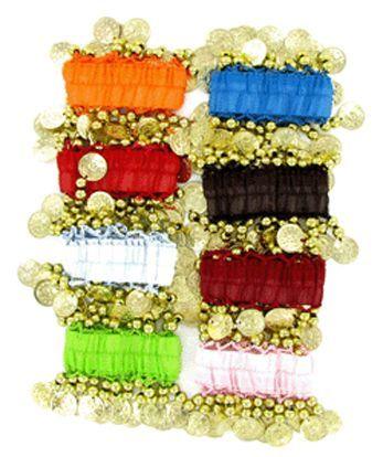 2 Bracelets de danse orientale