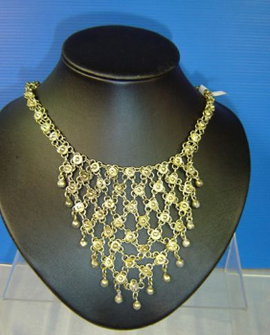 Collier Oriental Or