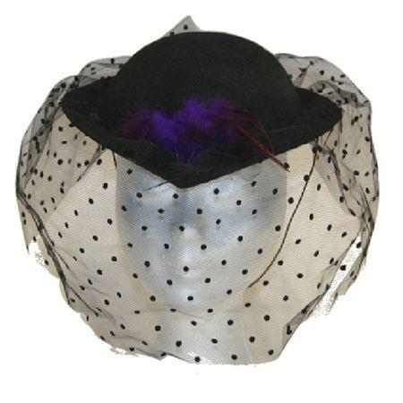 Chapeau à Voilette