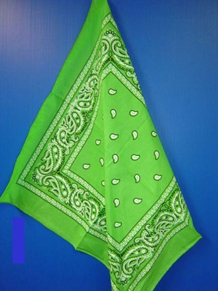 Bandana Vert