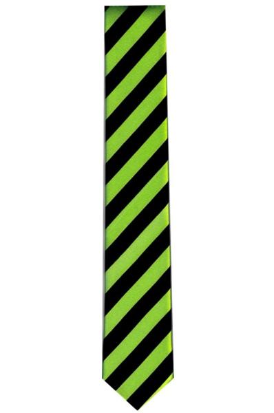 cravate-rayee-fluo-z