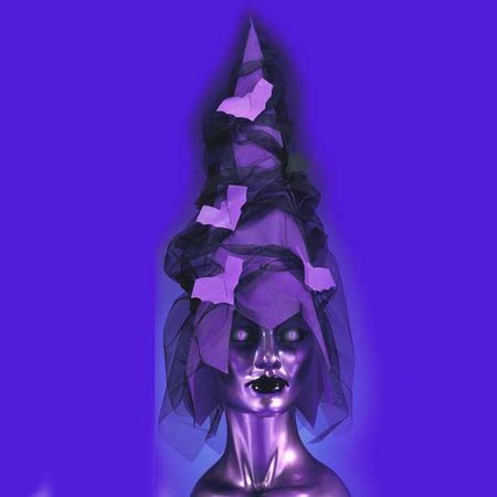 Chapeau Halloween Violet Promo