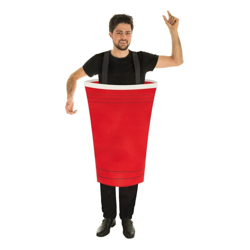déguisement beer pong