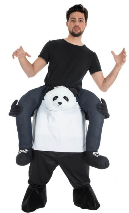 Déguisement carry me Panda