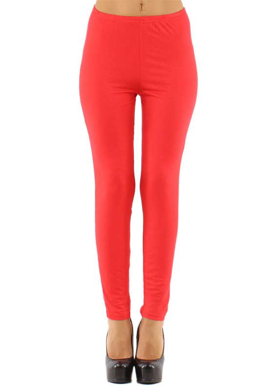 Legging lycra rouge