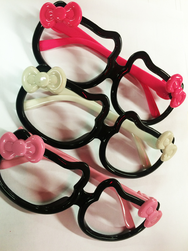 Lunettes chat hello kitty