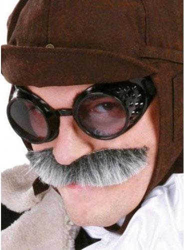 Lunettes aviateur steampunk