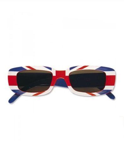 Lunettes Angleterre Union Jack