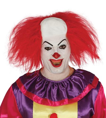 Perruque clown