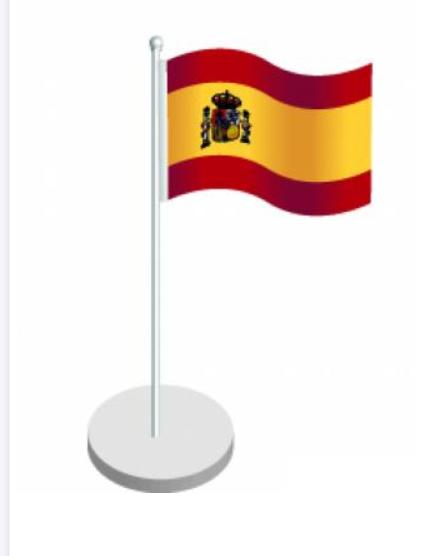 Centre de table Espagne