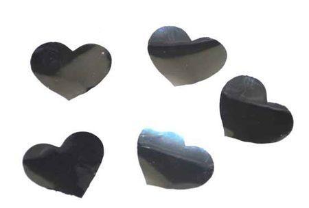 Coeurs Argent