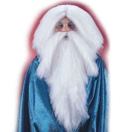 Perruque de Merlin