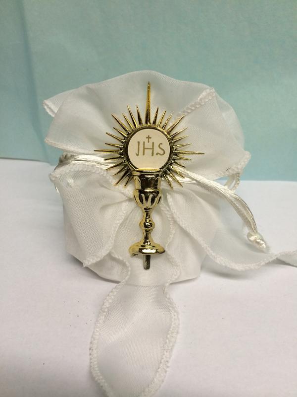 Ballotin dragées communion