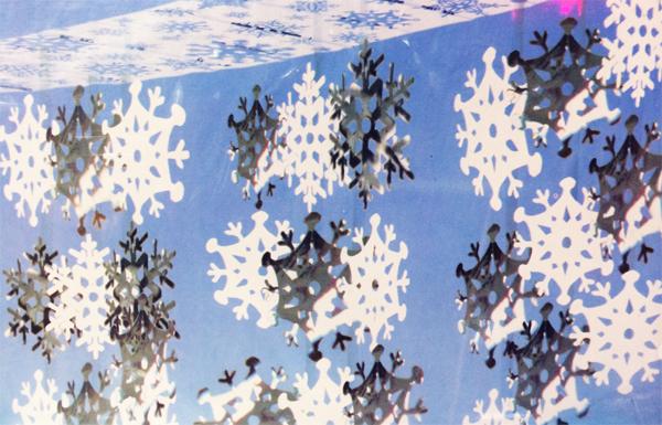 Guirlande Étoiles des Neiges