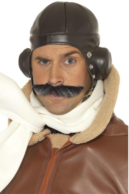 Echarpe d\'aviateur en soie