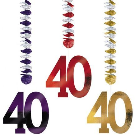 3 Suspensions 40 Ans 76 Cm