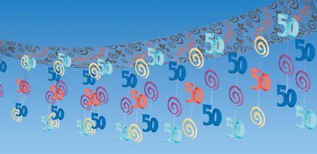 Guirlande 50 Ans