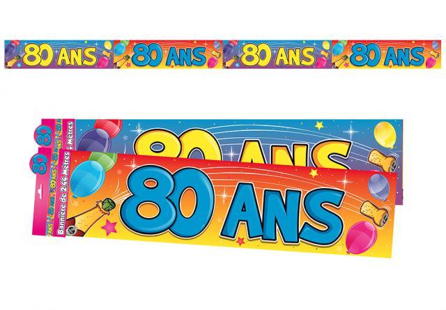 Bannière 80 ans