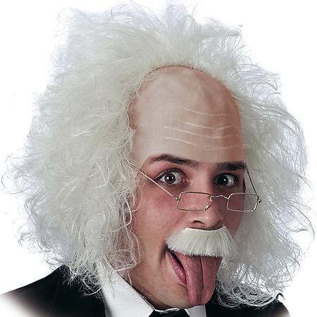 Perruque Einstein