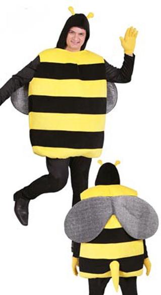 Déguisement d\'abeille ou bourdon