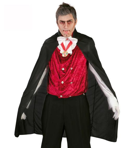 Cape de vampire 110 cm