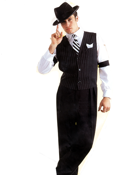 Gilet de gangster Al Capone