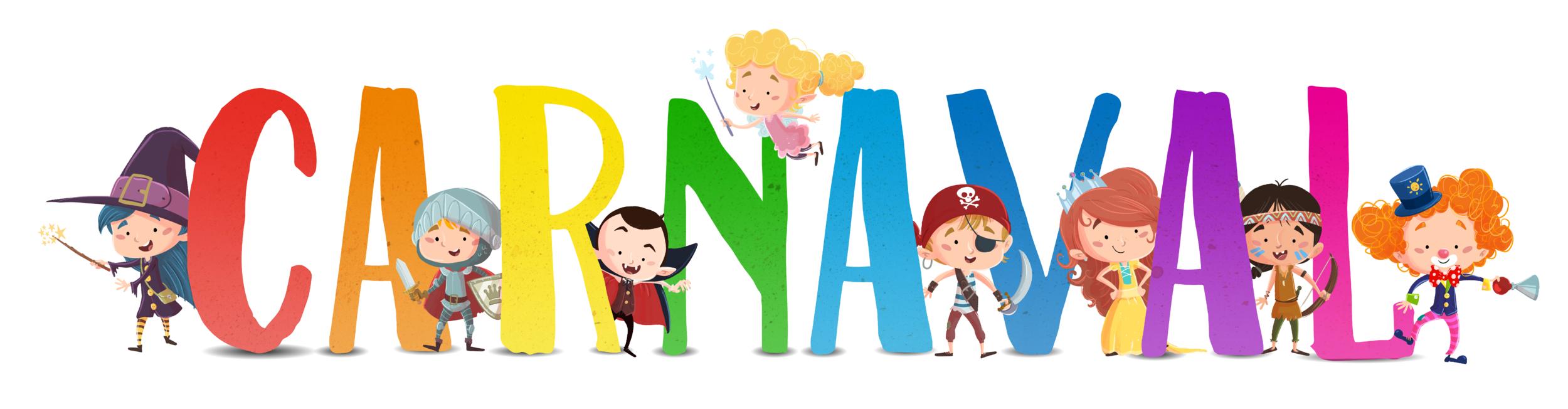 Carnaval déguisements enfants