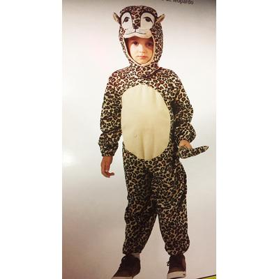 Déguisement de léopard enfant