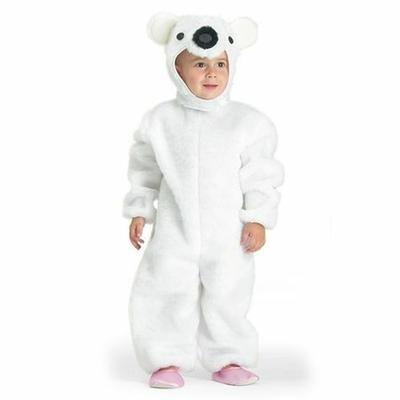 Déguisement d'Ours Blanc Enfant