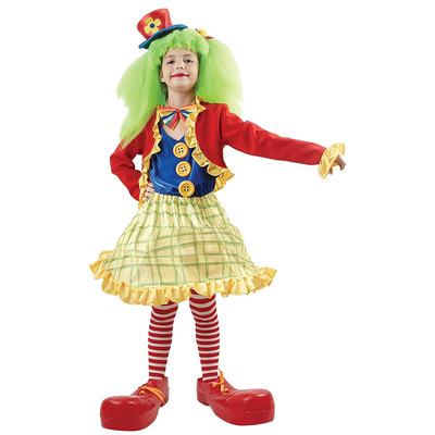 Déguisement de clown fille
