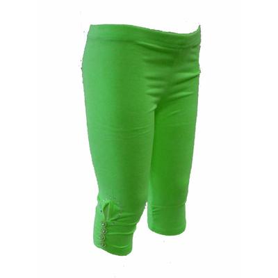 legging enfant fluo vert