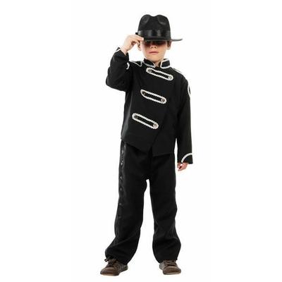 Déguisement Michael Jackson Enfant Avec Chapeau